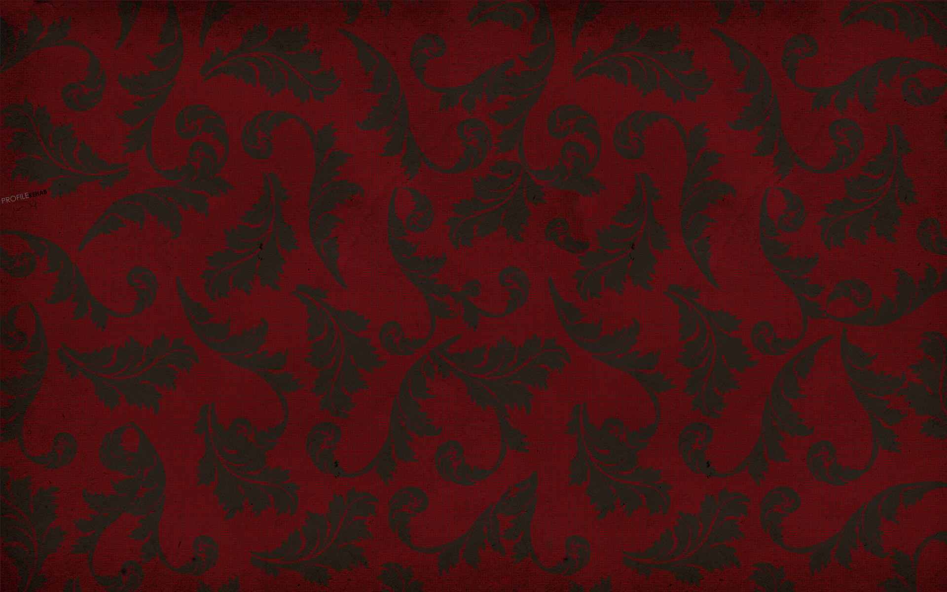 Free Red & Black Twitter Background - Vintage Theme for ...