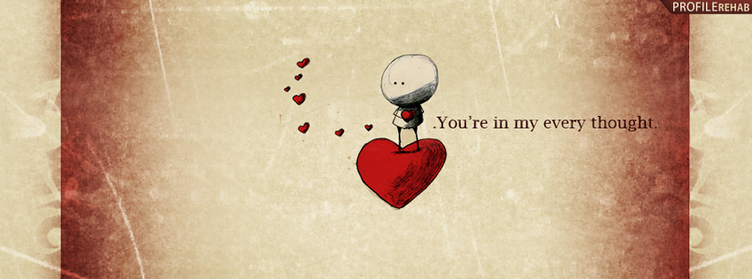 Love Quote Cover for Facebook Timeline - Best Romantic Images Preview