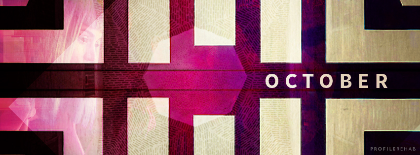 October Event Day 11 Abstract Facebook Cover