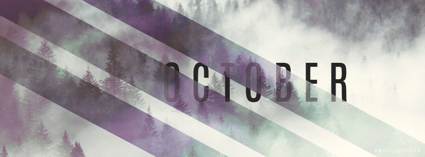 Fall October Images For Facebook Covers - Fall Forest Images - October Event Day 3