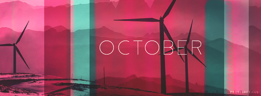 Cool October Photos - October Facebook Cover Photos - October Event Day 6  Preview
